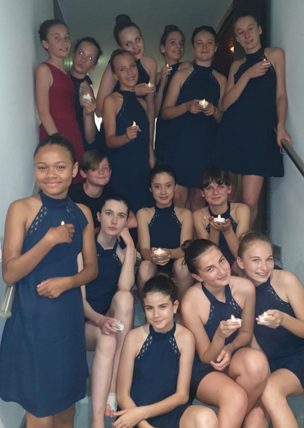 Modern'Jazz - Ados - 12 / 14 ans 1