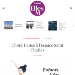 ARTICLE ELLESM CHORE DANSE