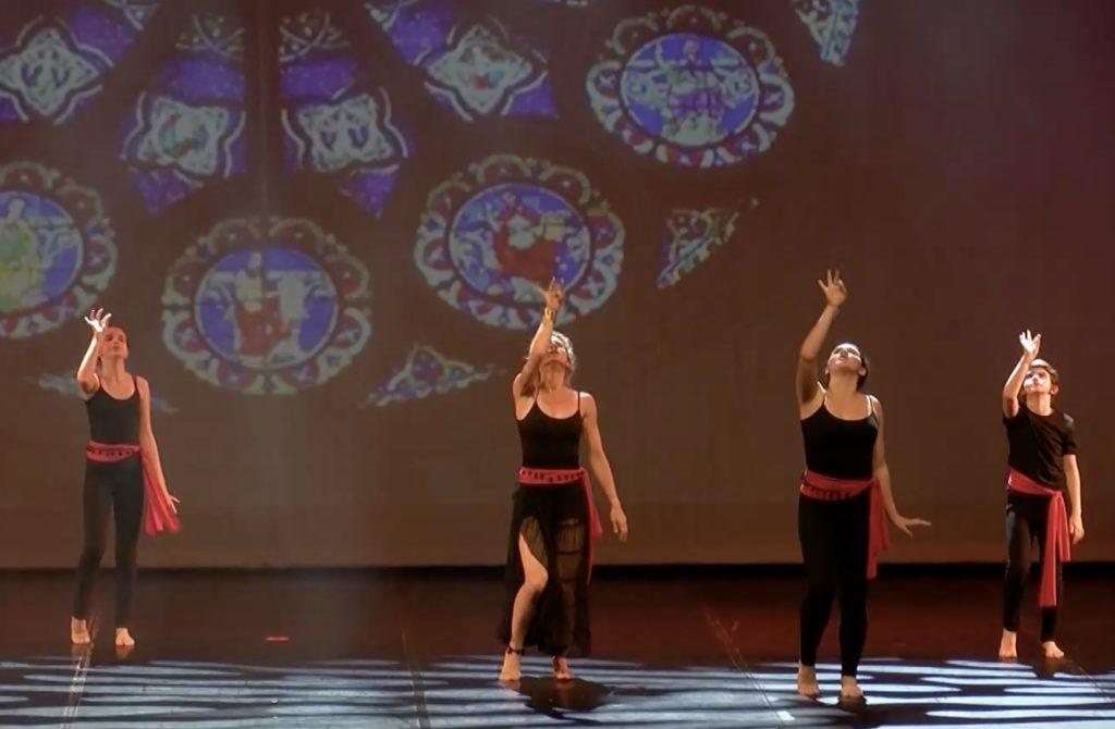 danse ouverture gala 19